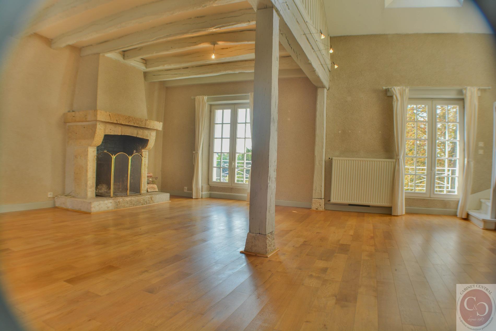 Vente quartier des ecoles blois charmante maison vendre 3 chambres - Garage rebaud st victor sur loire ...