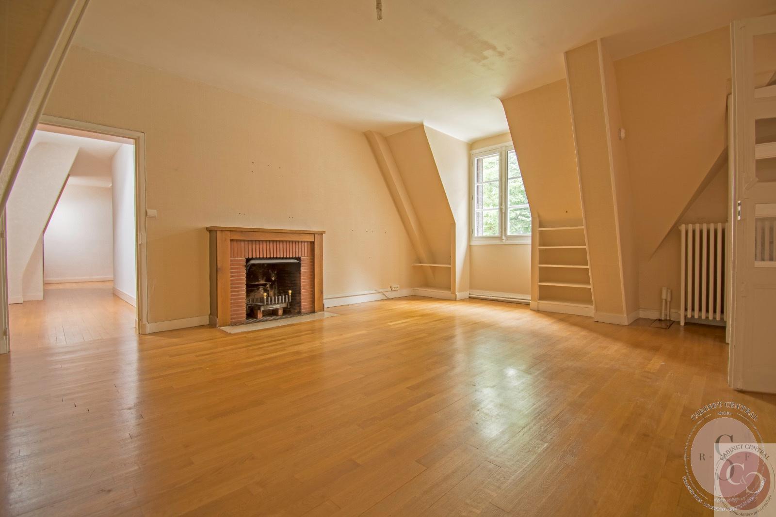 Vente a blois centre ville appartement vendre avec vue sur loire et chateau - Location appartement meuble blois ...